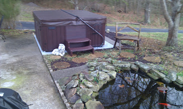 Photo: This is a great product. We were able to go ahead and setup our hot tub in a temporary location until our deck gets built and then we will use it on the deck Thanks... Jerry S. Knoxville TN