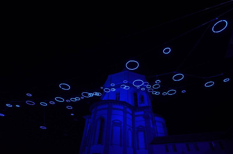 Blue night di Elisabetta Castellano