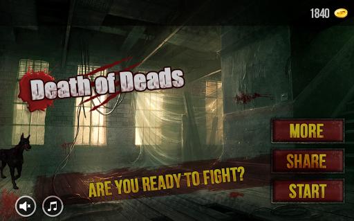 Deads死亡 - 僵尸狩猎