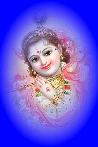 Radha Krishna Live Wallpaper Screenshot 4