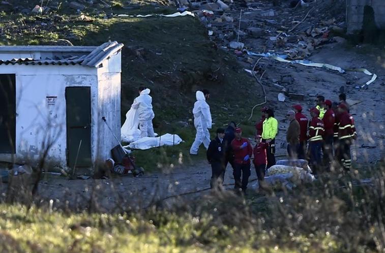 Autoridades já identificaram corpos de três vítimas