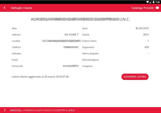 NEAR App Vendita screenshots 3