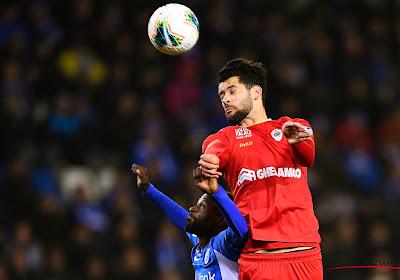 L'Antwerp va se séparer d'un joueur offensif