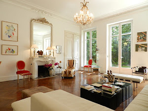 Rare luxury of a private garden,4 bedroom in Luxembourg garden