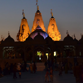 by Dharmesh Daula - Buildings & Architecture Places of Worship