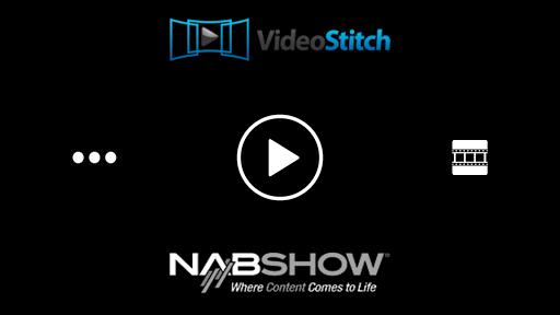 VideoStitch at NAB SHOW 2015