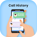 Call History : Any Number Detail Free icon