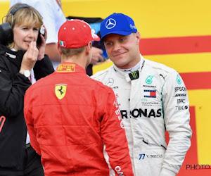 Bottas vreest niet voor zitje na geruchten over Vettel bij Mercedes