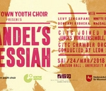 Handel's Messiah at Jameson Hall, UCT : University of Cape Town