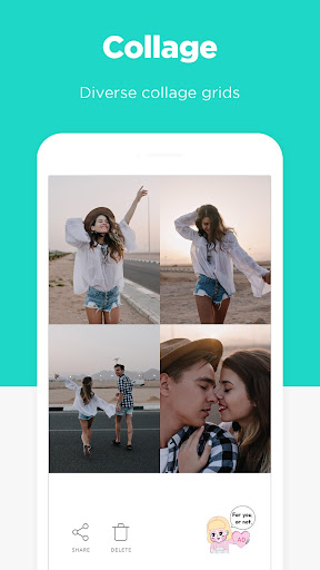 Candy Camera - selfie, beauty camera, photo editor  screenshots 6