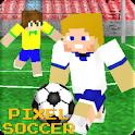 Pixel Soccer - Flick Free Kick