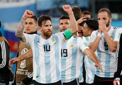 Le sélectionneur argentin dévoile son onze de base à l'avance, Messi en fait partie