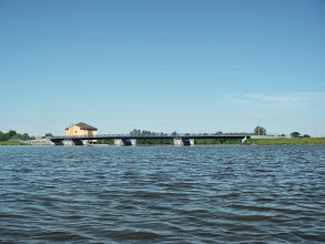 Photo: bedzie rzeka i bliska meta