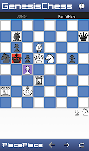 Genesis Chess- screenshot thumbnail