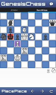 Genesis Chess - screenshot thumbnail