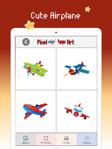 Airplanes coloring pages : Jets color book 1.3 screenshots 7