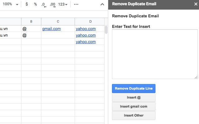 Remove Duplicate Email