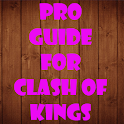 Pro Guide for Clash of Kings icon