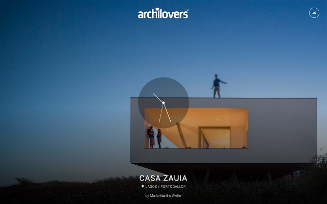 Archilovers Inspiration Tab