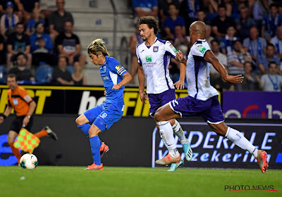 Un autre blessé: la défense d'Anderlecht à nouveau décimée