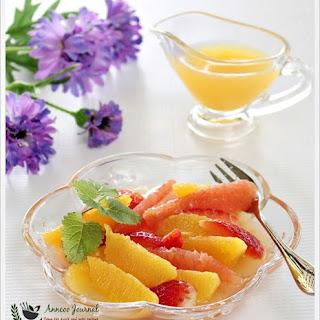 Citrus Fruit Salad 柑橘沙拉.