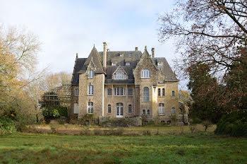 château à Pontivy (56)