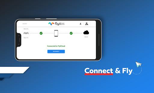 FlytOS Mobile - Control DJI Drones Over 4G/5G hack tool