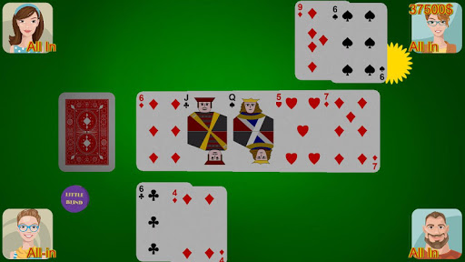 卡扑克游戏