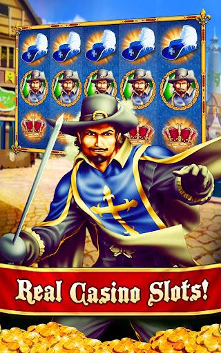 musketeers casino