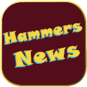 Hammers News+ icon