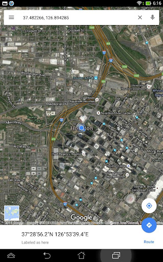 Simple GPS Coordinate Display 36 screenshots 10