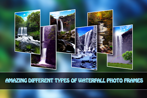Waterfall Photo Frames 1.1 screenshots 9