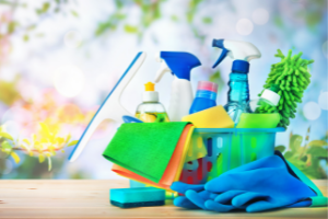 Professional Cleaning Supplies