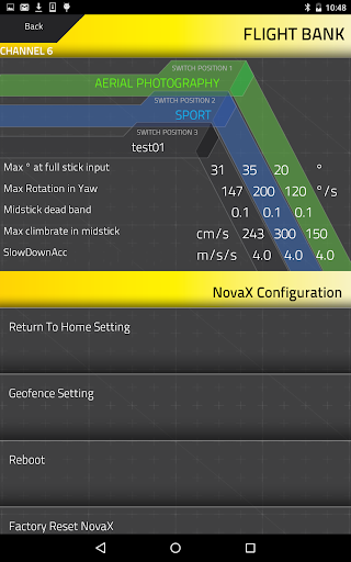 EYEControl: NovaX for PC