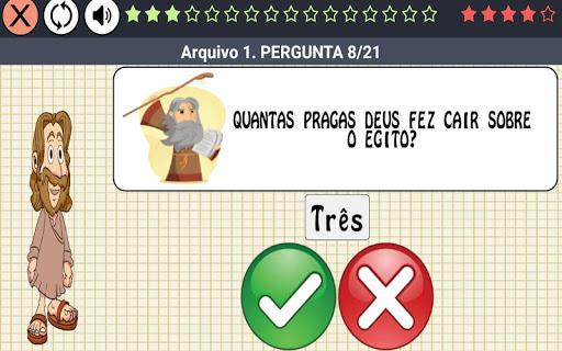 A Bu00cdBLIA: Verdadeiro ou falso screenshots 6