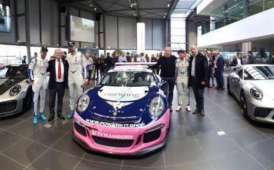 Belcar 2018 : Boonen, Kumpen en Longin klaar voor seizoensstart