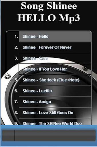 Shinee amigo mp3 download