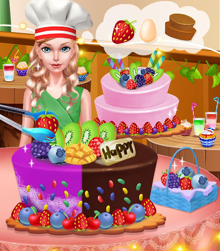 Berry Farm: Girls Pastry Story для планшетов на Android