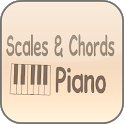 Scales & Chords: Piano Lite icon