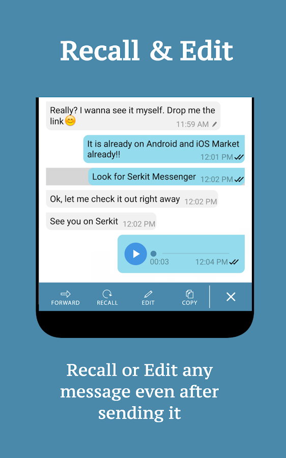 Social Chat Messenger- screenshot