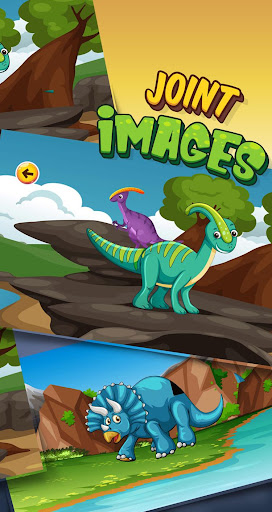 Dinosaur Puzzle Game android2mod screenshots 4