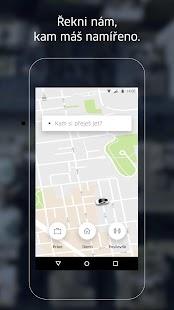 Uber - náhled