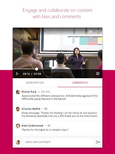 Microsoft Stream screenshot 12