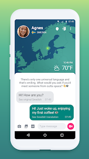 App Ablo: Talk to new people & explore the world APK for Windows Phone