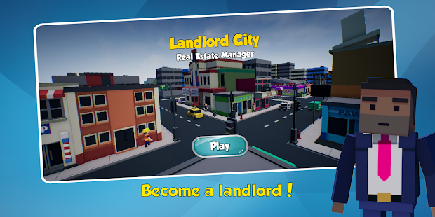 Landlord Manager: Real Estate Simulator 1.0.3 APK + Modificación (Free purchase) para Android