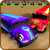 Demolition Derby Bus Racing 3D