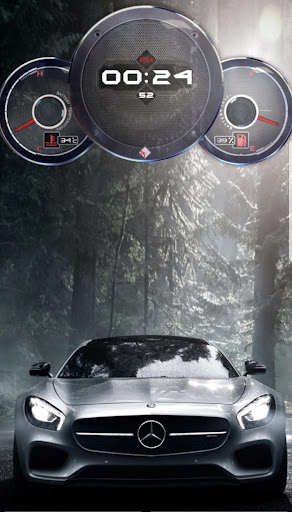 Download Speedometer Cars Clock Live Wallpaper On Pc Mac