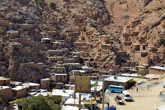 Photo: Palangan - kurdyjska wieś w górach