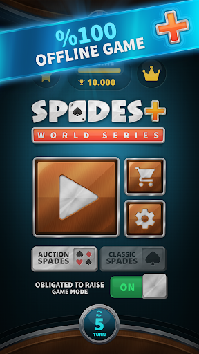 Spades Free + Play Free Spades Offline  screenshots 1