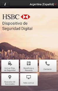 HSBC Mobile Banking: miniatura de captura de pantalla
